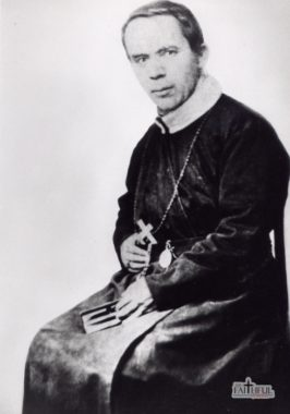 An actual photo of St John Nepomucene Neumann