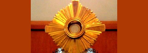 AdorationJesusChristBlessedSacramentEucharistMonstrance