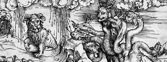 Leviathan-Why the Various Heads? - An Exorcist Responds