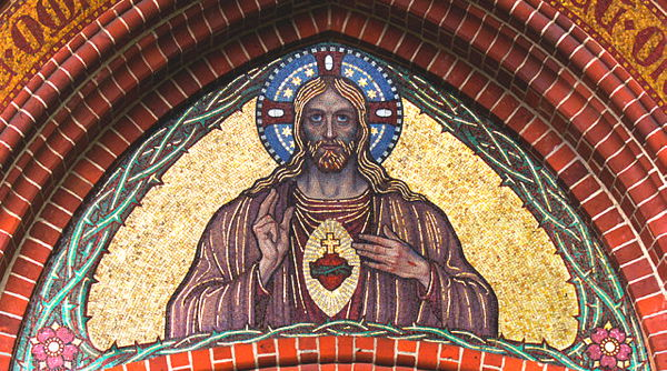 Learn from Me: The Most Sacred Heart of Jesus
