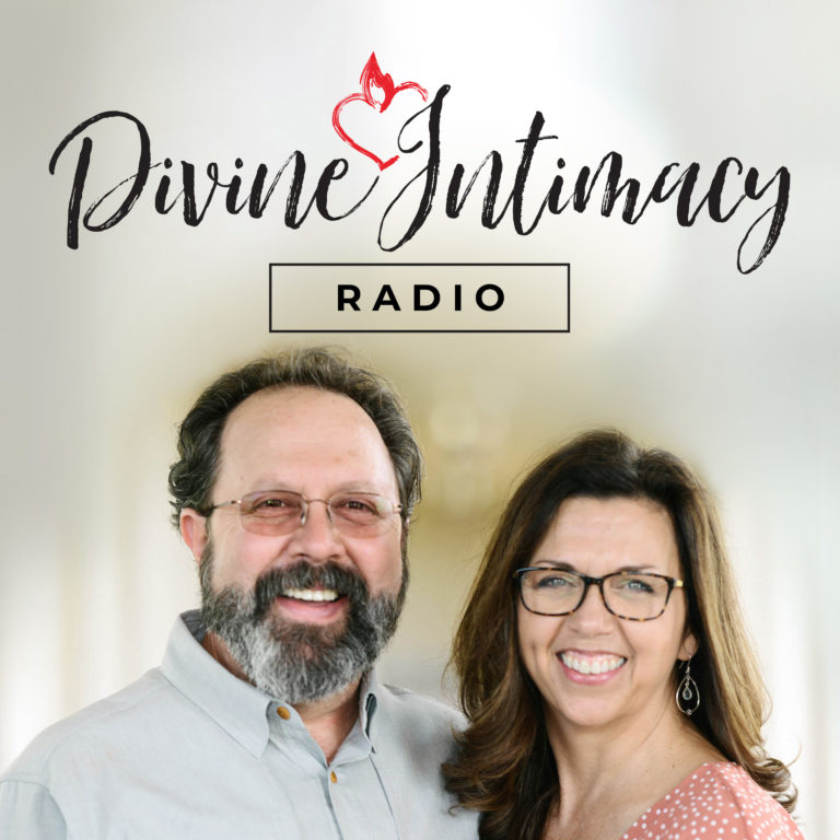 Divine Intimacy Radio Logo NEW